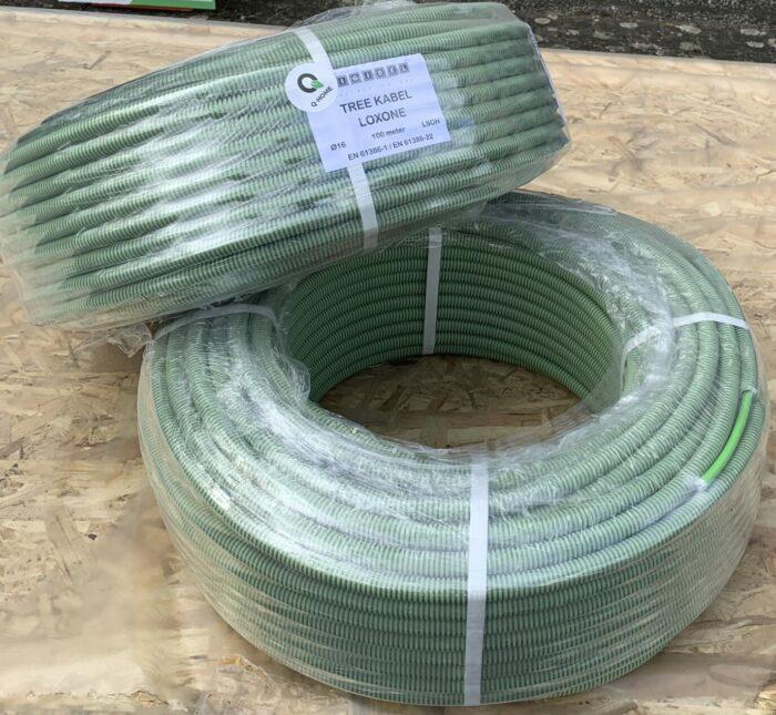 loxone tree kabel in flex
